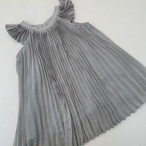 Baby Gap Pleated Sparkly Dress (6-12 months)